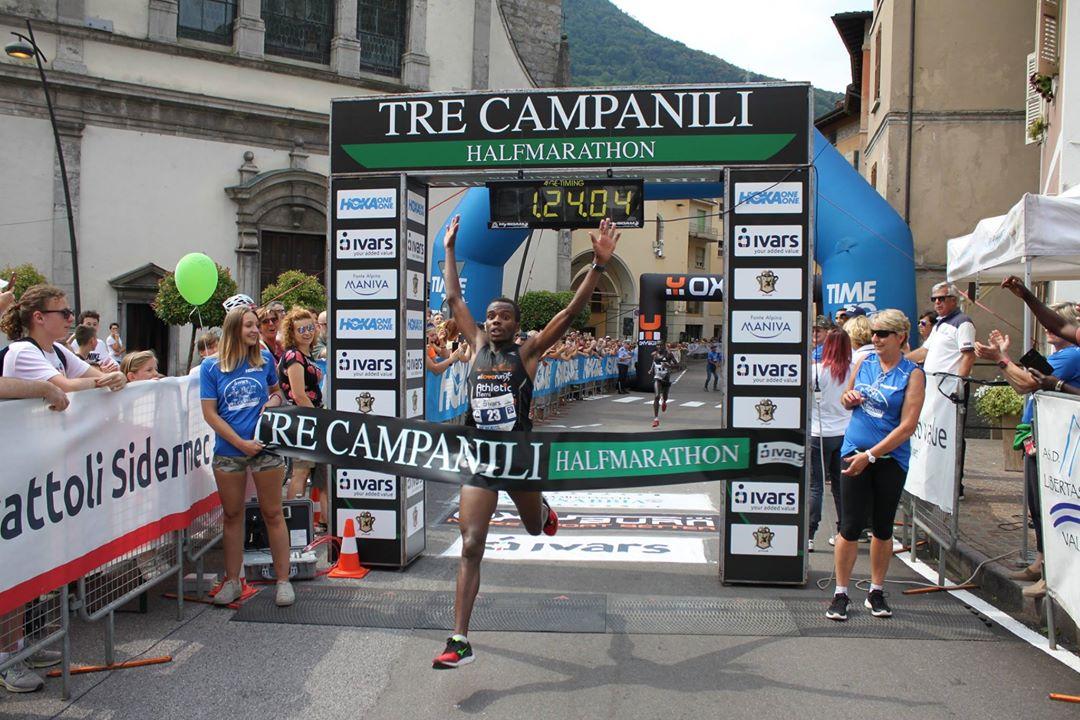 La Ivars Tre Campanili Half Marathon - Vestone.