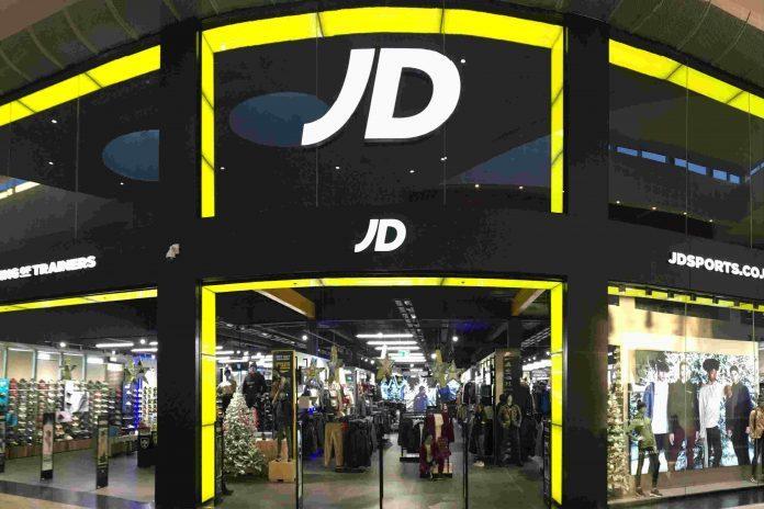 jd sport promozione adidas